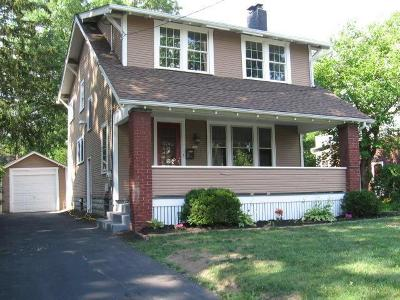 Clintonville Single Family Home For Sale: 358 E Weber Road