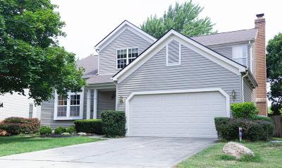 Powell Single Family Home For Sale: 2608 Breathstone Ct.