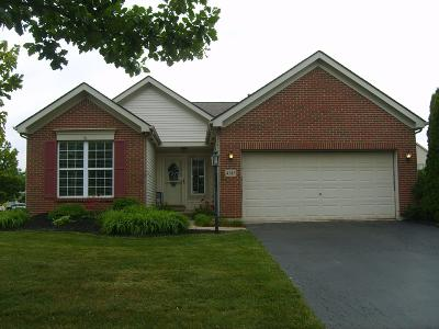 Hilliard Single Family Home For Sale: 4345 Wicken Court