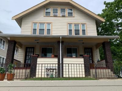 Columbus Multi Family Home For Sale: 2497 N 4th Street #99