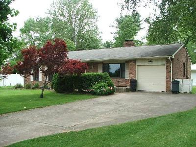 Hilliard Single Family Home For Sale: 4407 Langton Road