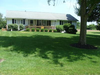 London Single Family Home For Sale: 4435 Roberts Mill Road