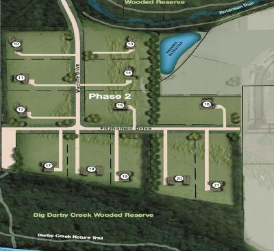 Plain City OH Residential Lots & Land Sold: $152,000
