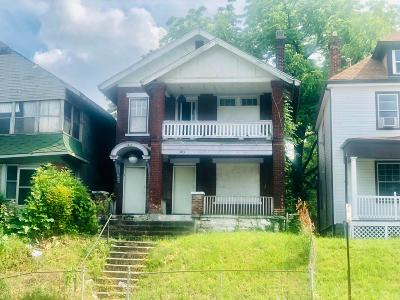 Columbus Multi Family Home For Sale: 1213 E Livingston Avenue #1213