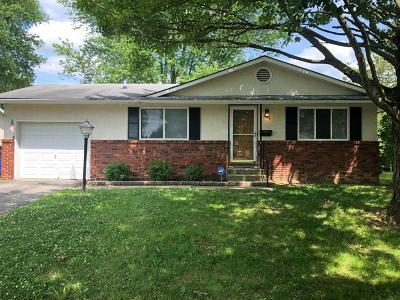 Columbus Single Family Home For Sale: 2646 Brownfield Road
