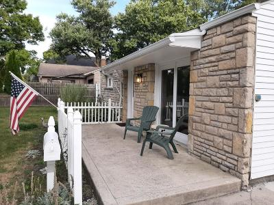 Single Family Home For Sale: 673 Wetmore Road
