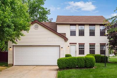 Columbus Single Family Home For Sale: 2380 Rolling Rock Drive
