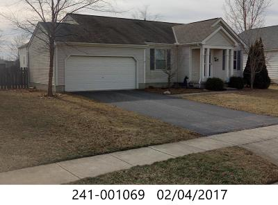 Single Family Home Sold: 8573 Squad Drive