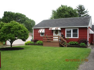 Marysville Single Family Home For Sale: 599 W 3rd Street