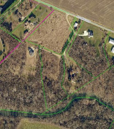 Plain City Residential Lots & Land For Sale: 15653 Robinson Road