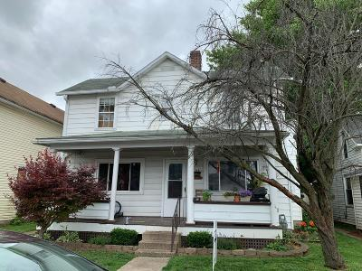 Lancaster Single Family Home For Sale: 705 Garfield Avenue