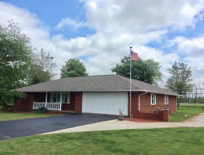 Galloway Single Family Home For Sale: 5865 Bausch Road