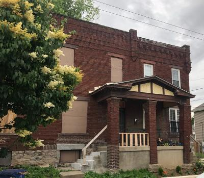 Columbus Single Family Home For Sale: 14 Reeb Avenue