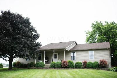 Amanda Single Family Home For Sale: 7249 Bowers Road SW