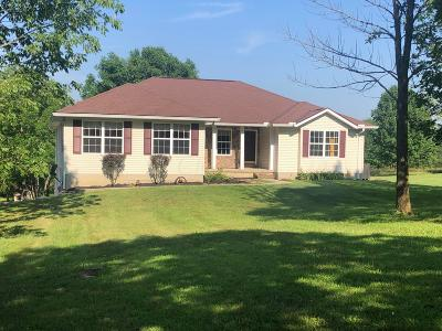 Circleville Single Family Home For Sale: 25327 Morris Salem Road