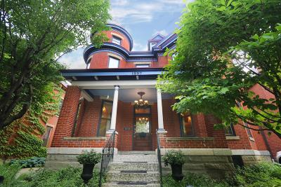 columbus Single Family Home For Sale: 1237 Neil Avenue