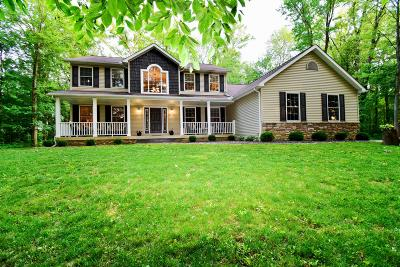 Single Family Home For Sale: 15080 Robins Road