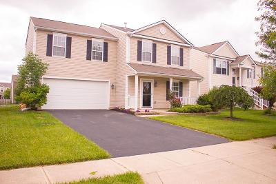 Blacklick OH Single Family Home For Sale: $214,900