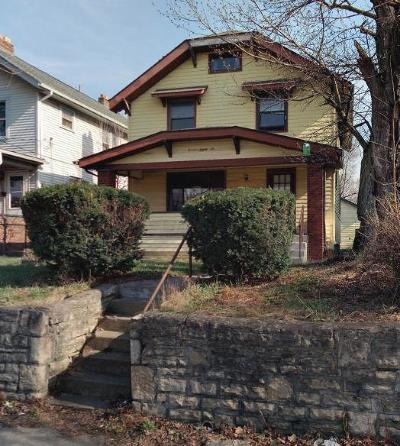 Columbus Single Family Home For Sale: 1486 Cleveland Avenue