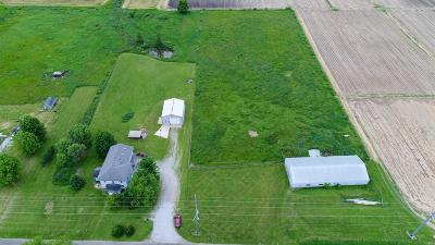 Fredericktown Single Family Home For Sale: 14692 Spohn Road