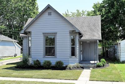 Marysville Single Family Home For Sale: 411 E 7th Street