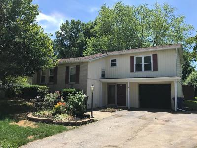 Reynoldsburg Single Family Home For Sale: 6483 Borr Avenue