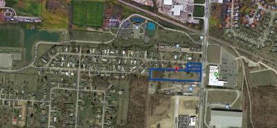 Columbus Residential Lots & Land For Sale: 4235 Alum Creek Drive