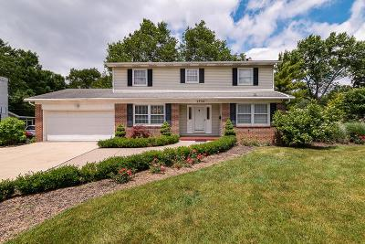 Upper Arlington Single Family Home For Sale: 2354 McCoy Road