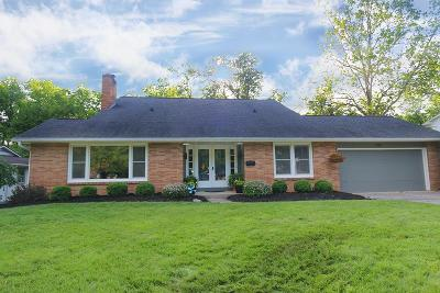 Westerville Single Family Home For Sale: 149 Hillcrest Drive