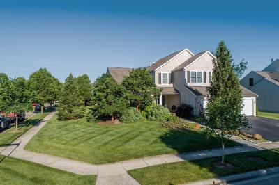 Hilliard Single Family Home For Sale: 4439 Trailane Drive