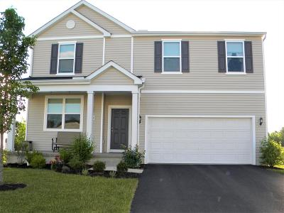 Blacklick Single Family Home For Sale: 8648 Bobwhite Drive
