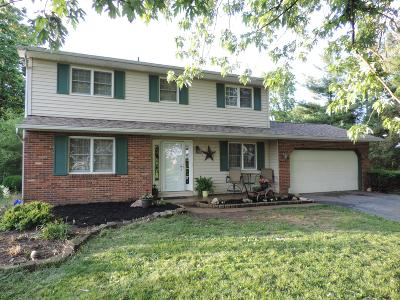 Lancaster Single Family Home For Sale: 7390 Marcy Road NW