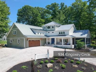 Howard Single Family Home For Sale: 934 Kingsway Circle
