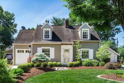 Columbus Single Family Home For Sale: 349 Brevoort Road