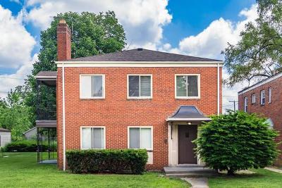 Columbus Multi Family Home For Sale: 662 Eastmoor Boulevard