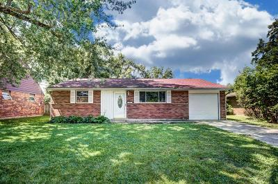 Hilliard Single Family Home For Sale: 5155 Drivemere Road