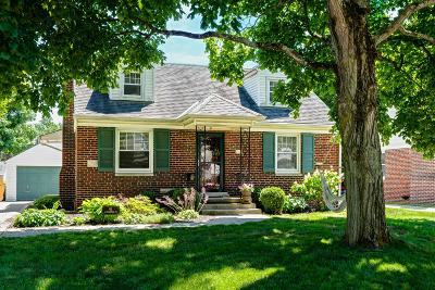 Clintonville Single Family Home For Sale: 91 E Weisheimer Road
