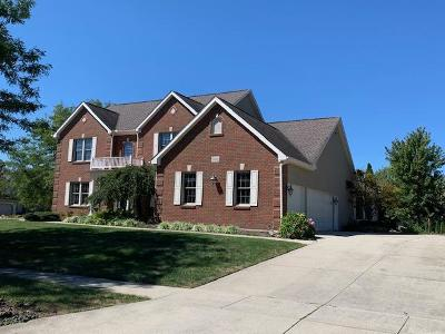 Westerville Single Family Home For Sale: 6067 Harbour Town Circle