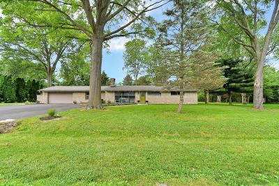 Columbus Single Family Home For Sale: 3270 Polley Road
