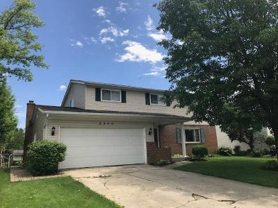 Grove City OH Single Family Home For Sale: $223,580