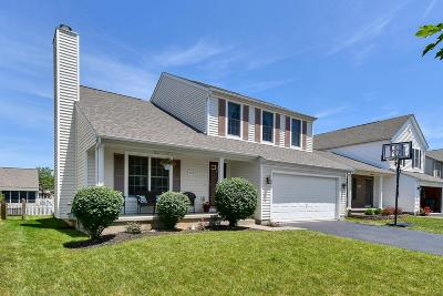 Blacklick OH Single Family Home For Sale: $234,900
