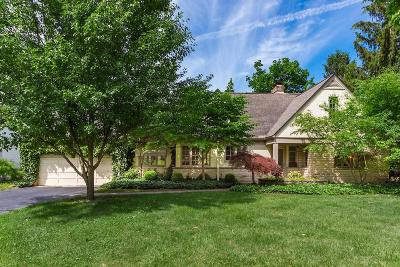 Columbus Single Family Home For Sale: 2299 Tremont Road