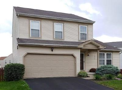 Blacklick OH Single Family Home For Sale: $189,000