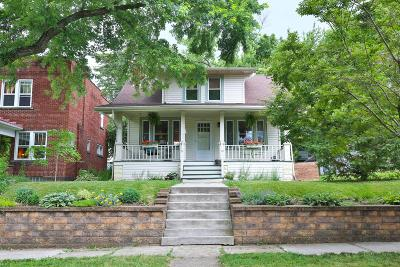Columbus Single Family Home For Sale: 2708 Hibbert Avenue