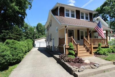 Columbus Single Family Home For Sale: 3312 Calumet Street