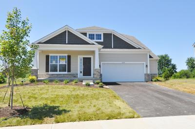 Single Family Home For Sale: 12141 Prairie View Drive NW #Lot 88