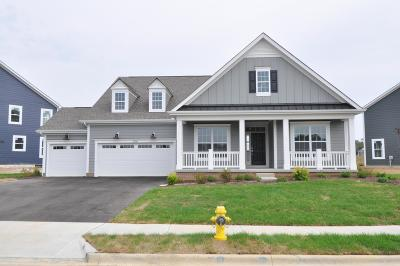Blacklick Single Family Home For Sale: 2598 Clemton Park W #Lot 46