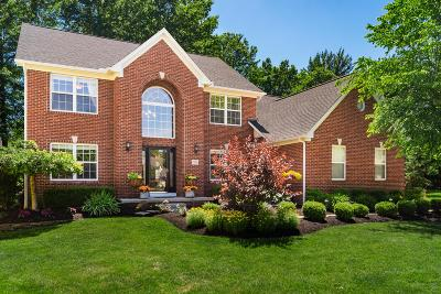 Westerville Single Family Home For Sale: 7226 Wallpepper Court