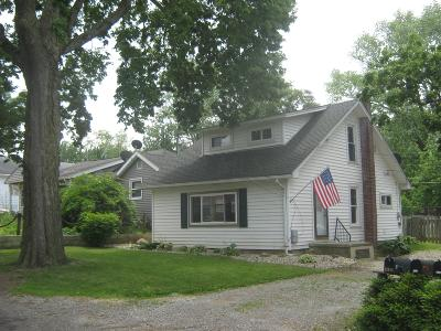 Millersport Single Family Home For Sale: 12115 9th Avenue