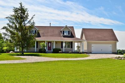 Marysville Single Family Home For Sale: 11531 Us Highway 36